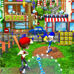 Free online flash games - Baseball Blast game - WowEscape