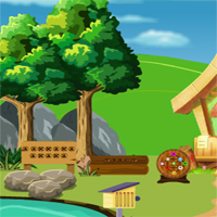 Free online flash games - Escape From Fantasy World Level 24