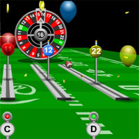 Free online flash games - Quarterback Challenge 2 game - WowEscape