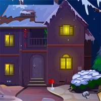 Free online flash games - Extricate Santa From Krampus game - WowEscape