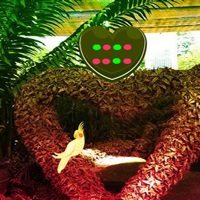 Free online flash games - Love Heart Forest Escape game - WowEscape
