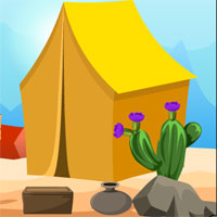 Free online flash games - Floating Island Treasure game - WowEscape