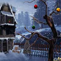 Free online flash games - EnaGames The Frozen Sleigh-The Nightmare Escape game - WowEscape