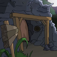 Free online flash games - Bunny Escape From Cave