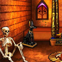 Free online flash games - Mirchi Egyptian Escape 14