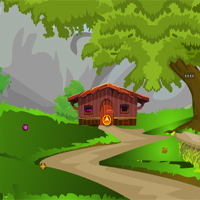 Free online flash games - ZooZooGames Forest House game - WowEscape