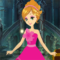 Free online flash games - Games4King Beautiful Blonde Princess Escape game - WowEscape